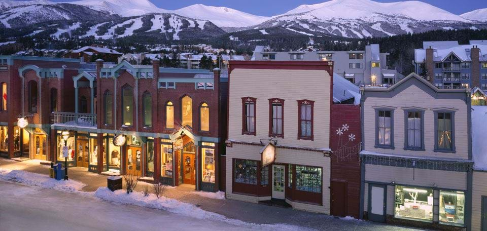 Luxury hotels breckenridge oxford ski for Luxury hotel oxford