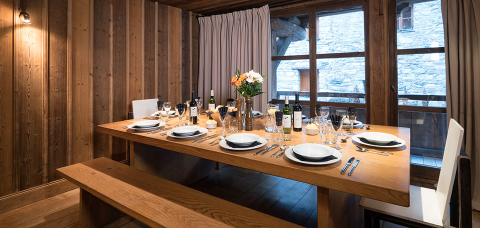 The farmhouse Val d'Isere img
