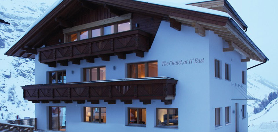 The Chalet at 11° East