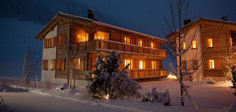 Zug, Chalet Three