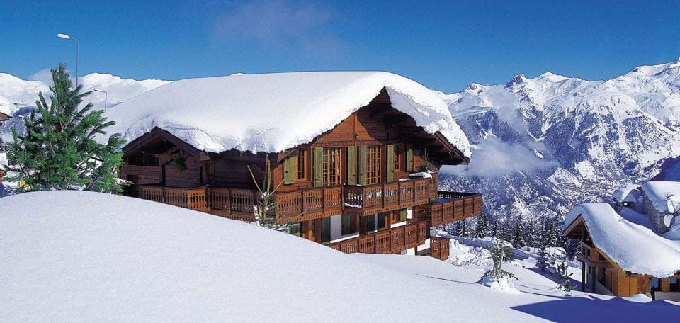 Chalet Founets Amont