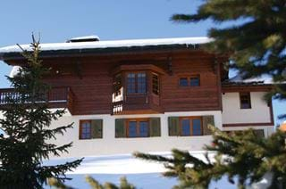 Chalet Founets Aval