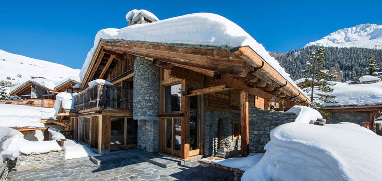 Chalet makini luxury ski chalets verbier oxford ski for Stazione di jackson hole cabin