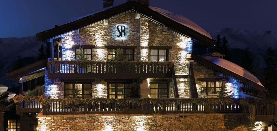 hotel le saint roch 5 star luxury ski hotels courchevel 1850 oxford ski. Black Bedroom Furniture Sets. Home Design Ideas