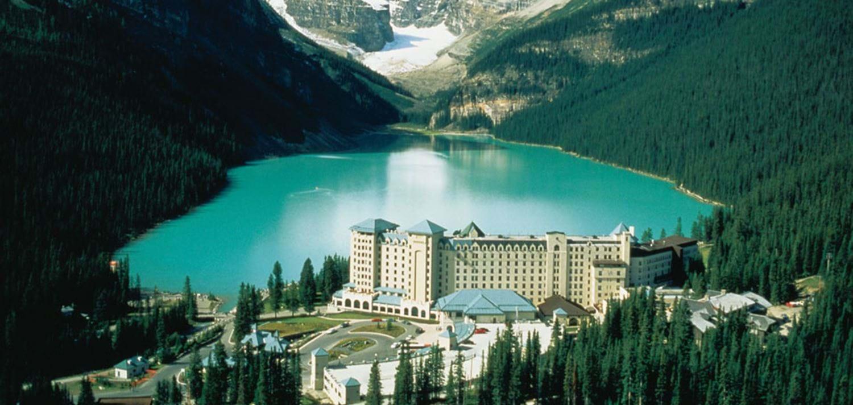 fairmont chateau lake louise essay