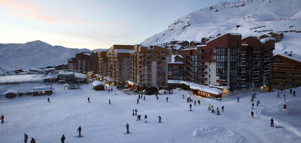 Hotel Le Val Thorens ****