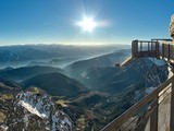 The Dachstein Suspension Bridge