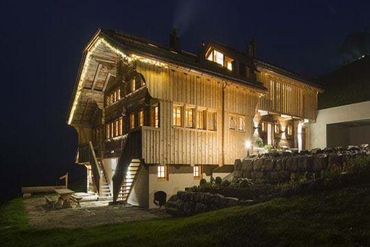 Introducing Chalet Lottie, Gstaad