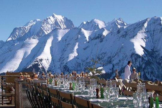 Restaurant Recommendations in Megeve