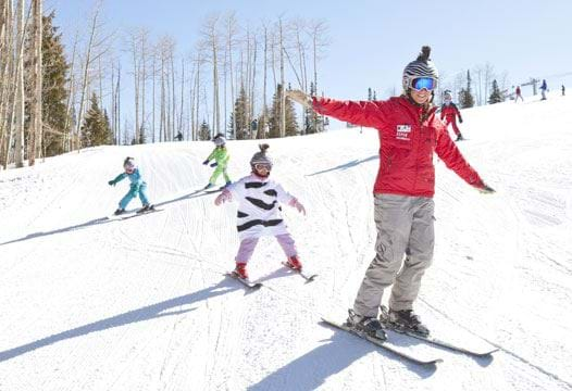 Choose Aspen for your next family ski holiday!