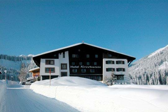 Hotel Kristiania, Lech - one of our favourites!