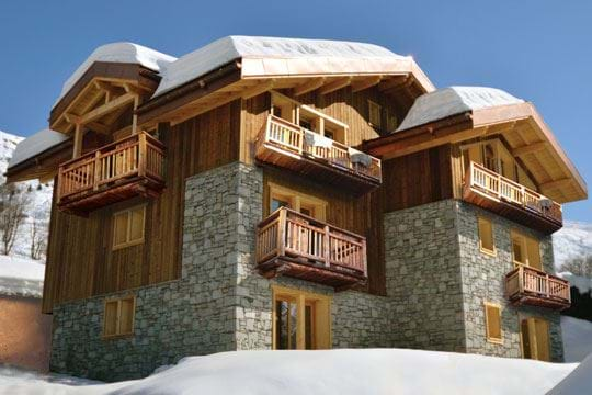 A new hidden gem in Les Trois Vallees!