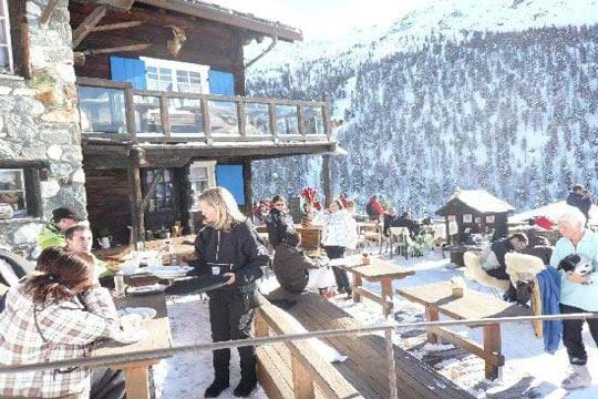 Gourmet Guiding in Zermatt