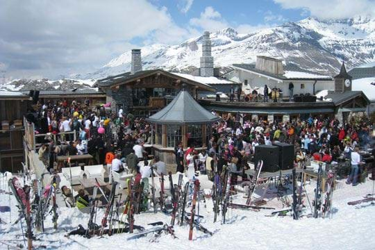 The bests places to go for top après ski