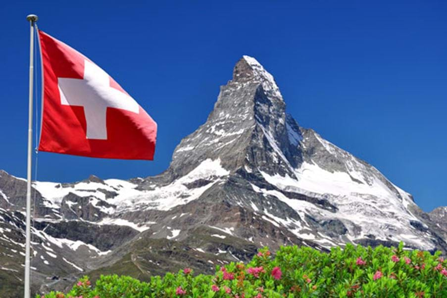 This is why we love Switzerland