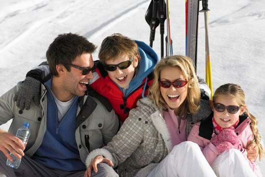 5 Activities to Keep the Kids Occupied After Skiing