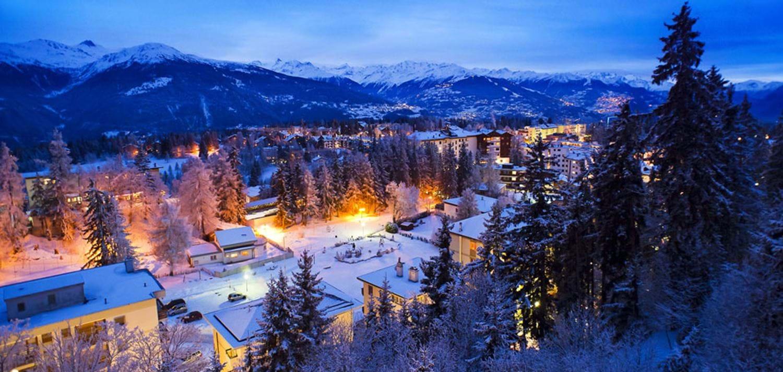 Luxury Ski Chalets Crans Montana Luxury Hotels Crans
