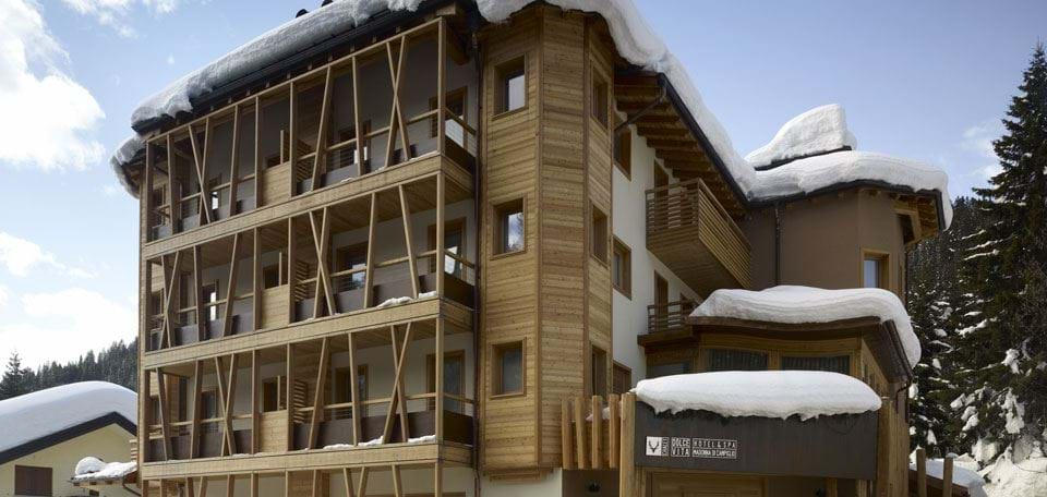 Dv Chalet Hotel Spa 4 Star Luxury Ski Hotels Madonna Di