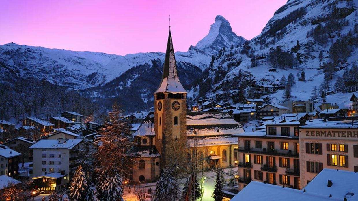 Top 5 Romantic Reasons to Visit Zermatt