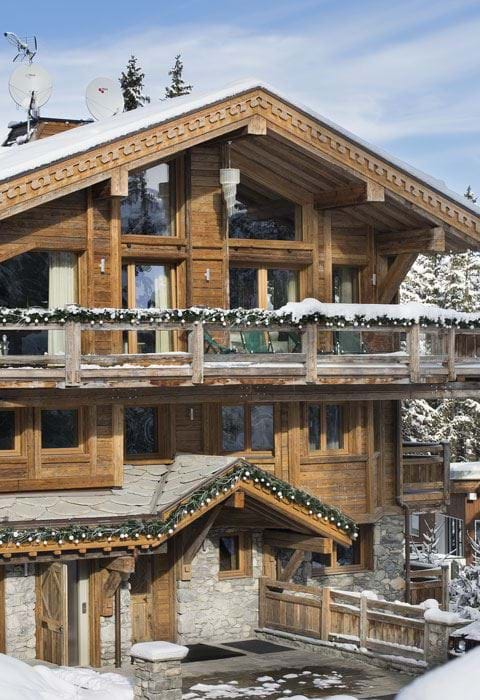 CHALET OWENS // COURCHEVEL