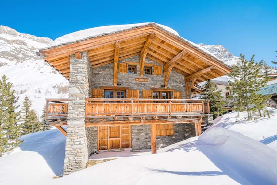 Val d'Isere's Exciting New Luxury Chalet