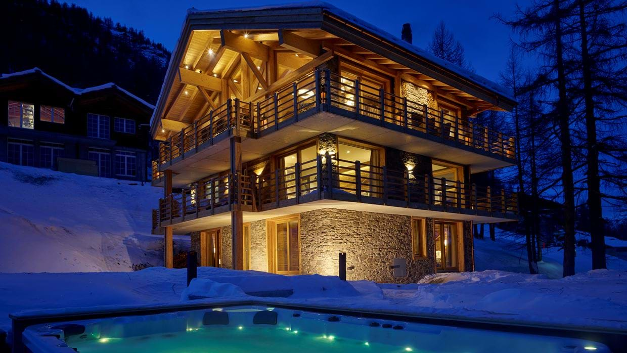 Brand New Luxury Ski Chalets And Reasons To Book Them