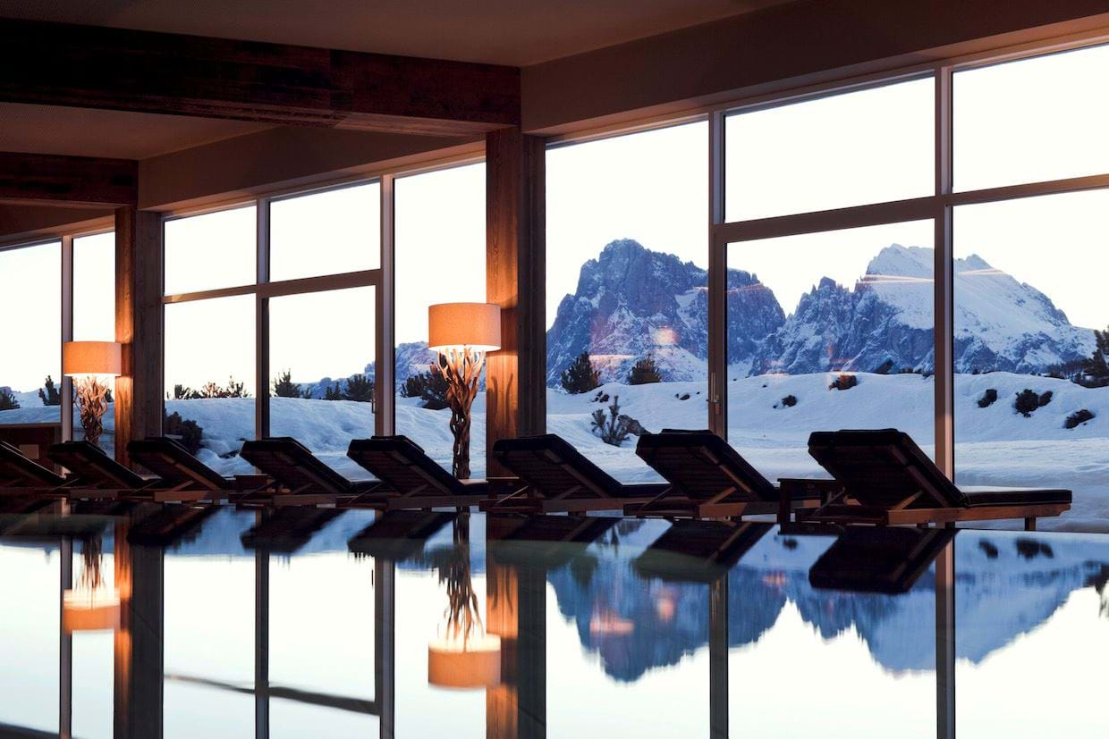Top 5 Mountain Pools With Views