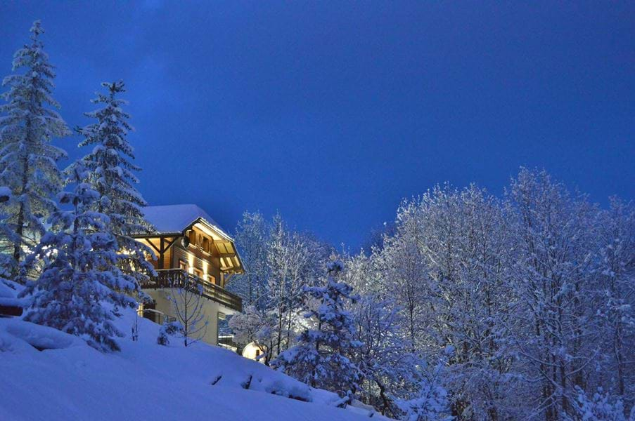 Don't Buy A Mince Pie, But Do Book A Chalet