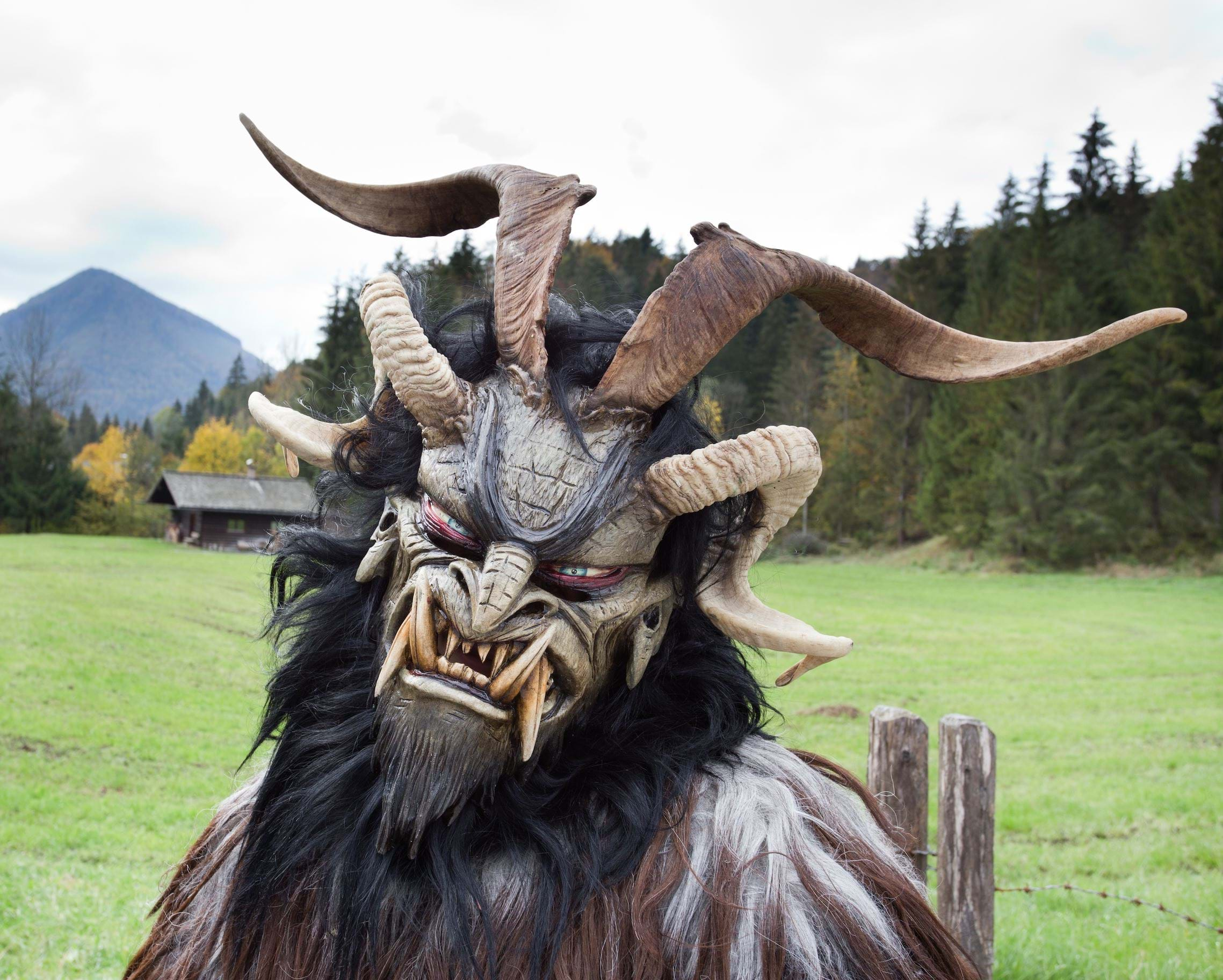 Who is Krampus and Why Should We Fear Him?!