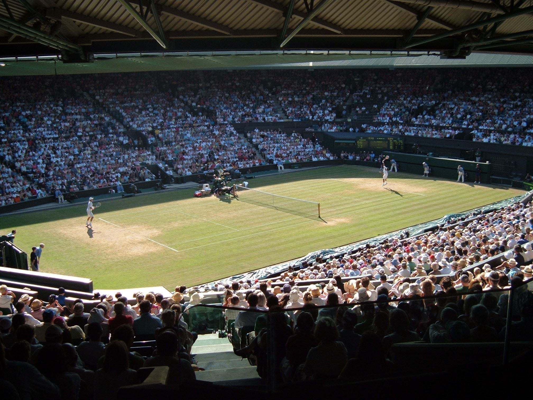 Win Tickets to the 140th Wimbledon Championships This Summer!