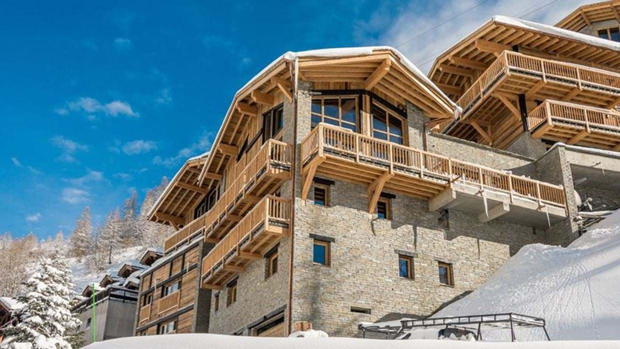 Best Self Catered Ski Chalets
