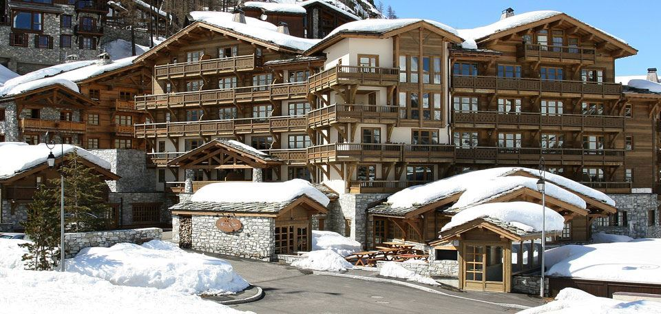 Val d'Isere hotel