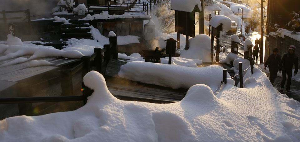 Luxury Hotels Nozawa Onsen, Japan | Oxford Ski Japan