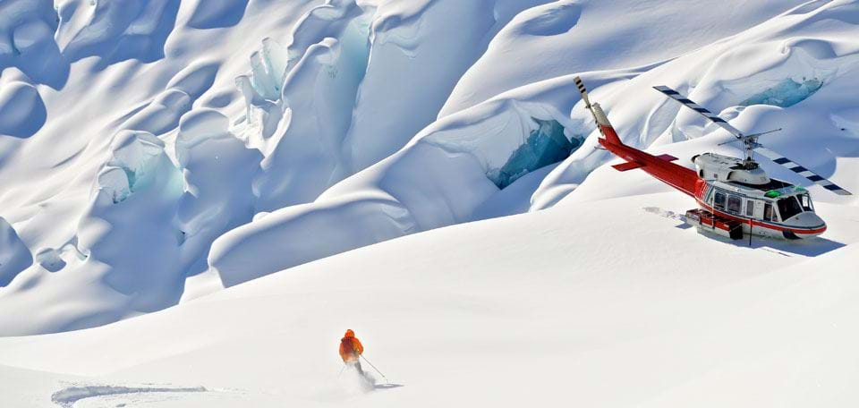 Introducing tailor-made heli skiing trips