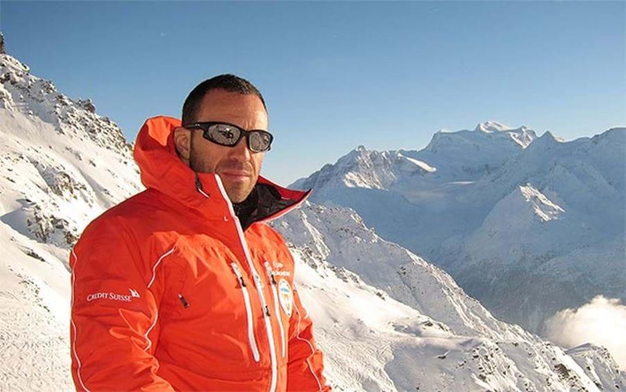 подтекст фото мужчин в горах на лыжах высоту