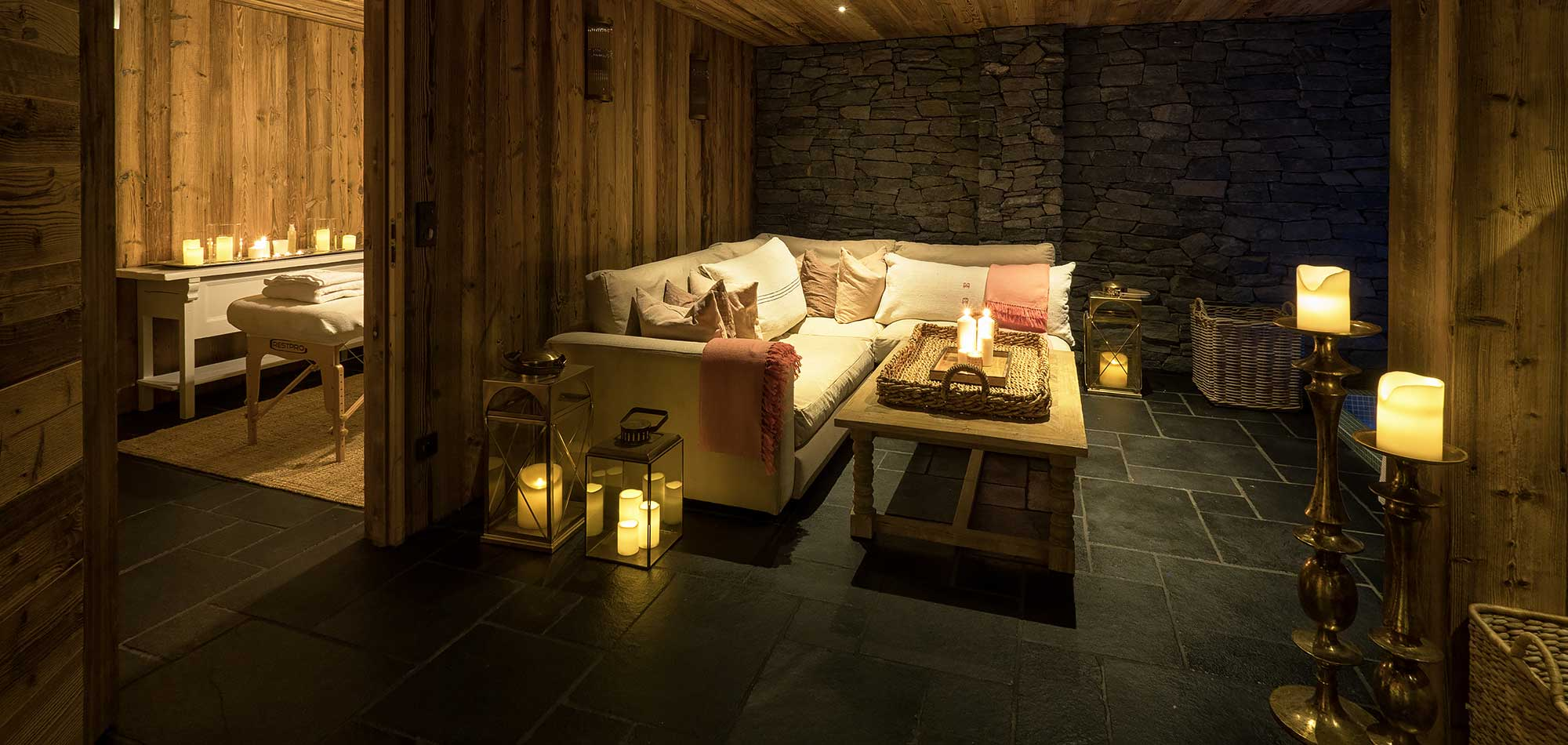 Lightbowne Chalet Meribel Luxy Ski Spa