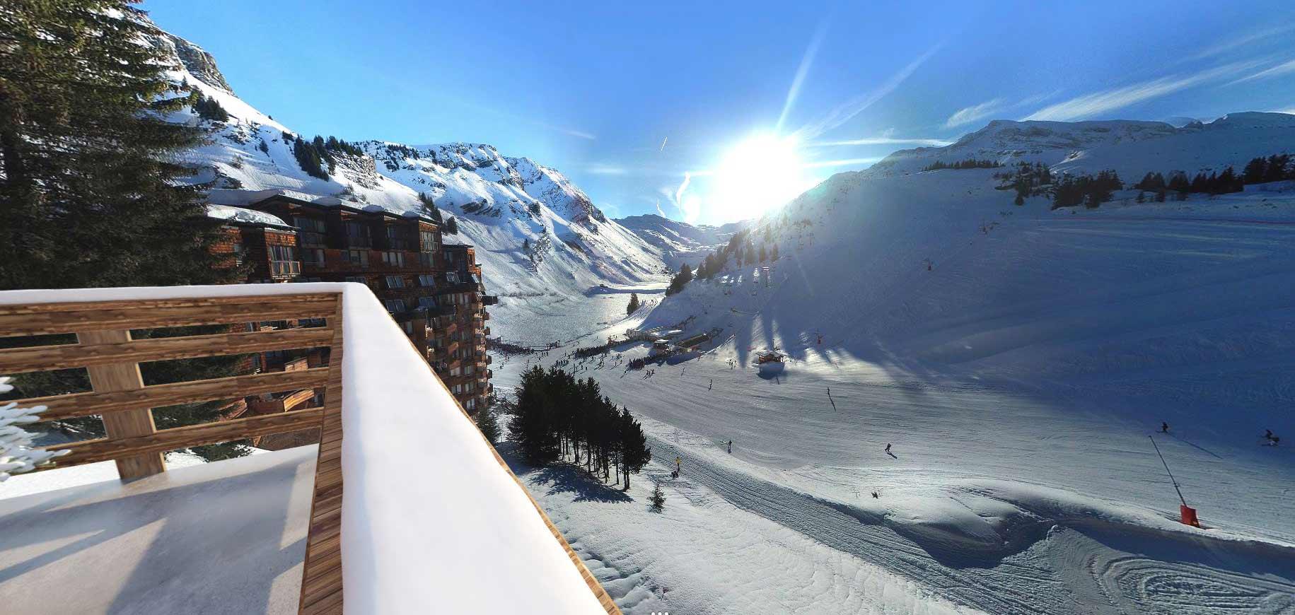Chalet Kakisa | Luxury Ski Chalets Avoriaz | Oxford Ski