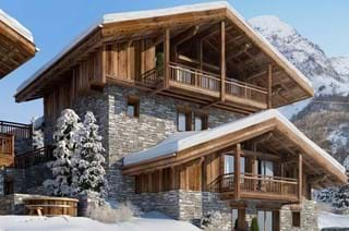 Chalet Pure White Crystal