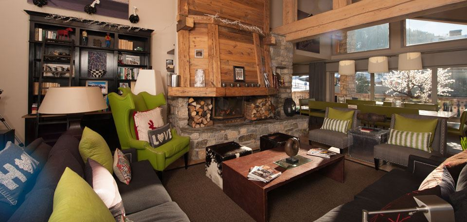 Luxury Ski Chalet Sainte Foy