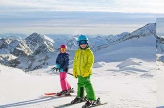 Our guide to family friendly ski resorts