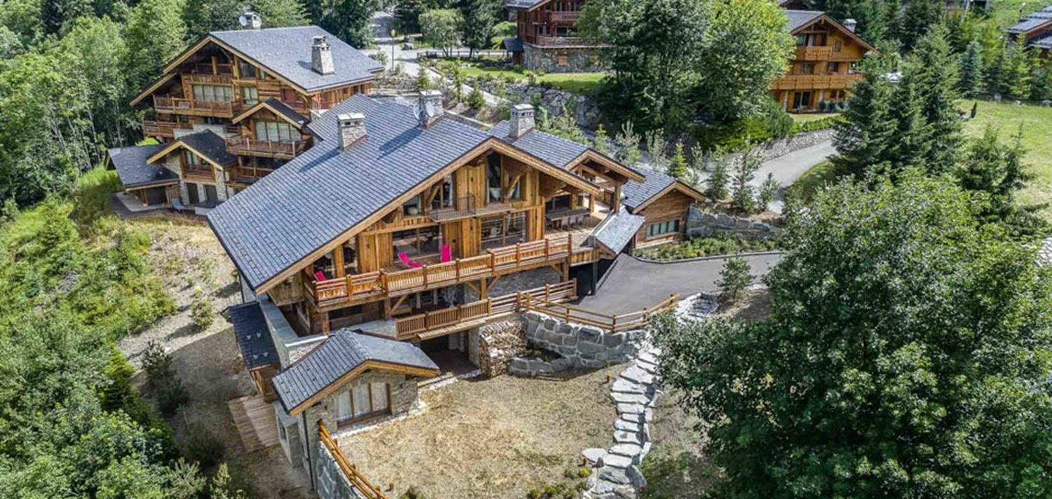 Chalet Le Lapin Blanc Meribel queen mijane, meribel | luxury ski chalets meribel | oxford ski