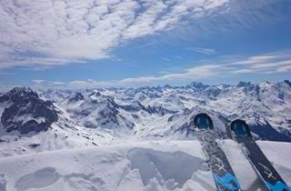 Why St Anton is a Great Resort to Improve Your Skiing