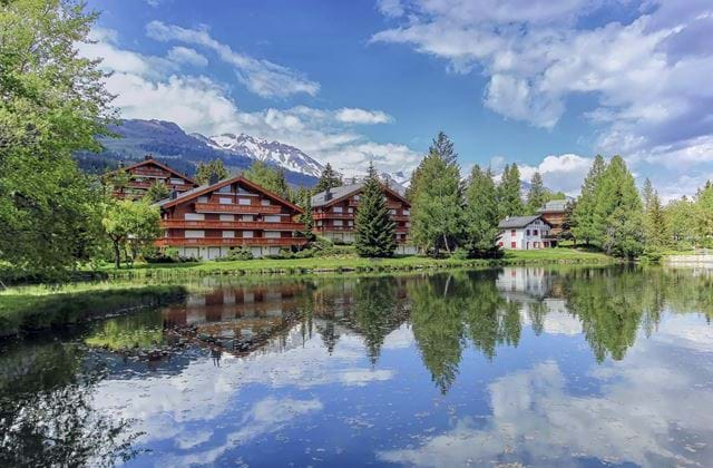 Crans Montana - The Sunniest Ski Resort in Switzerland