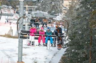 Is it time to take your children skiing for the first time?