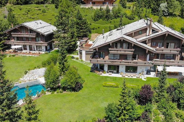 The Ultima Chalets Crans Montana