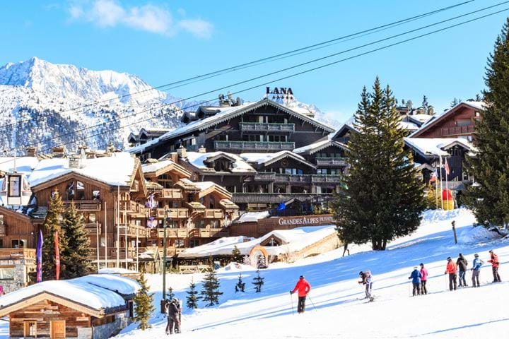 What's New in Courchevel This Season