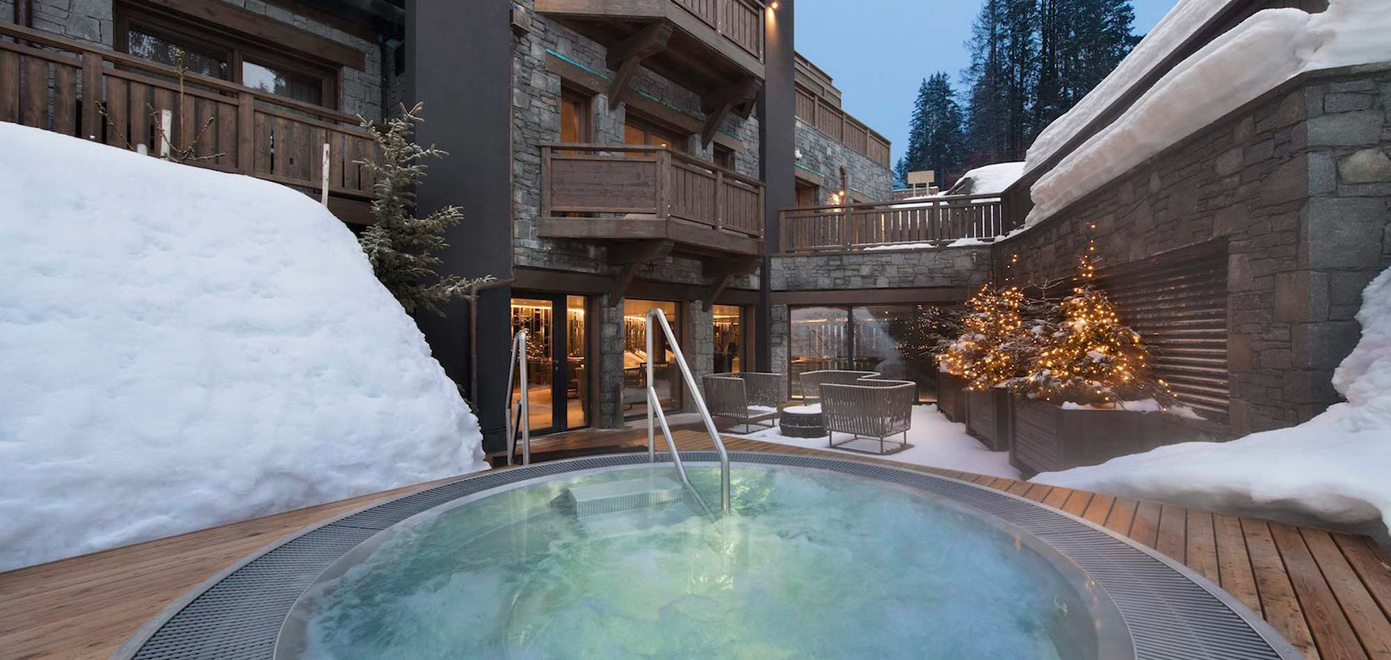 Hotel Barriere Les Neiges 5 Star Luxury Ski Hotels Courchevel