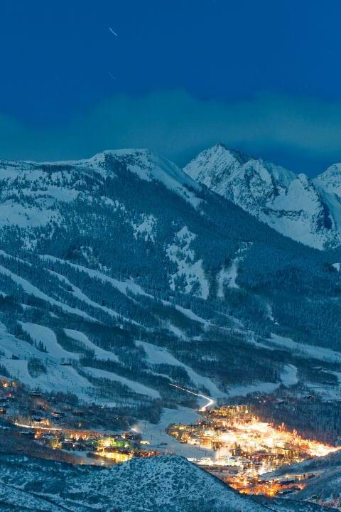 Luxury Ski Chalets and Hotels in Aspen