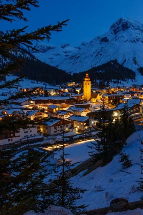 Luxury Ski Chalets and Hotels in Lech