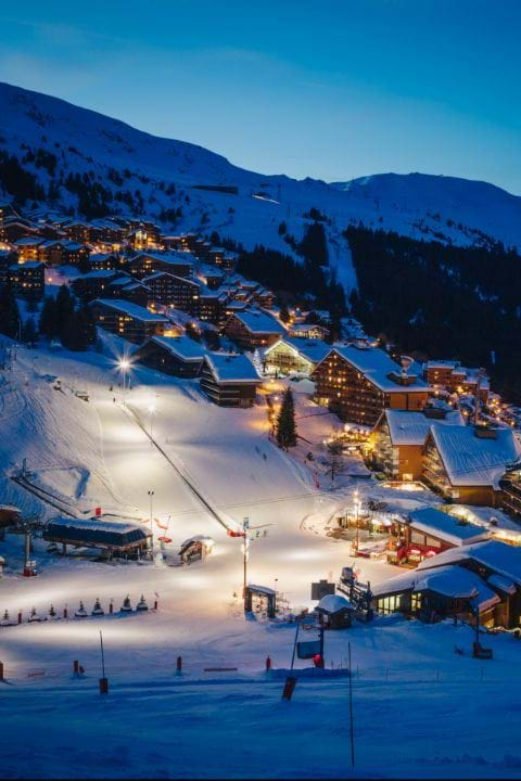 Luxury Ski Chalets and Hotels in Meribel